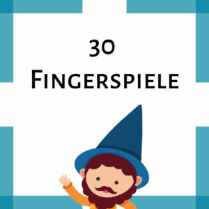 Fingerspiele für Kindergarten eBook