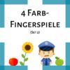 Fingerspiele Thema Farben Kindergarten icon