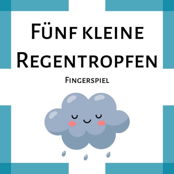 Fingerspiel PDF Kindergarten Produkt