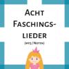 Lieder & Noten-Set Kindergarten