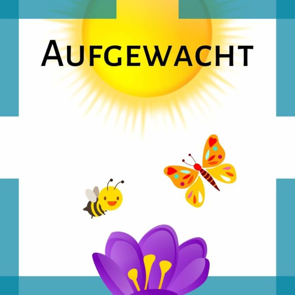 Frühlingslied Kindergarten icon