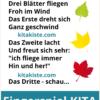 Fingerspiel Herbst u3 Kindergarten Voransicht