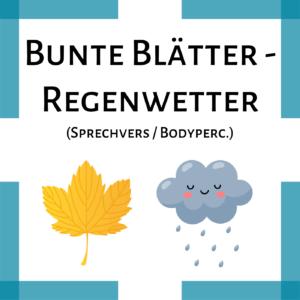 Sprechvers Herbst Kindergarten icon