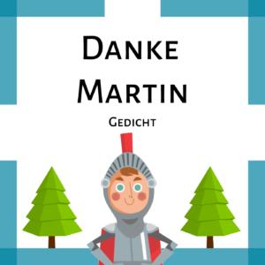 St. Martin-Gedicht Kindergarten