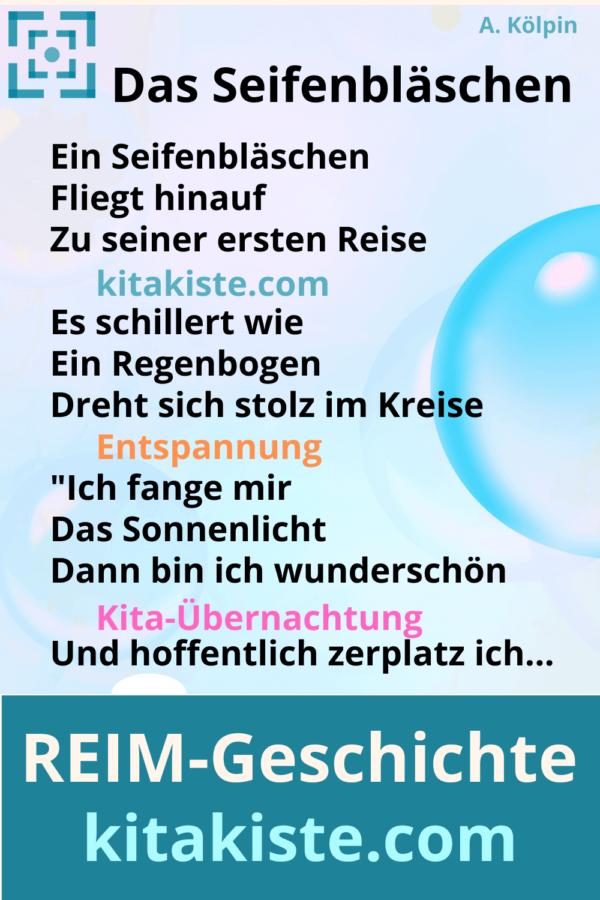 Reim-Geschichte Kindergarten Voransicht