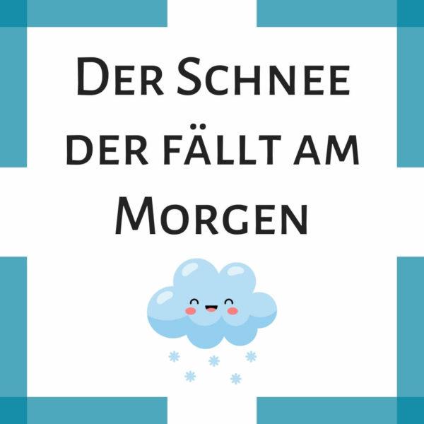 Begrüßungslied Schnee Krippe icon