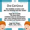 Fingerspiel Gefühle Kindergarten Grundschule Voransicht