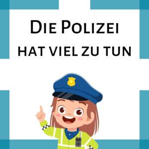 Fingerspiel Polizei icon