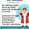 Fingerspiel Nikolaus Kindergarten