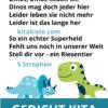 Gedicht Kindergarten Grundschule Voransicht