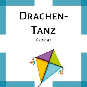 Drachentanz Gedicht Herbst Kndergarten Grundschule