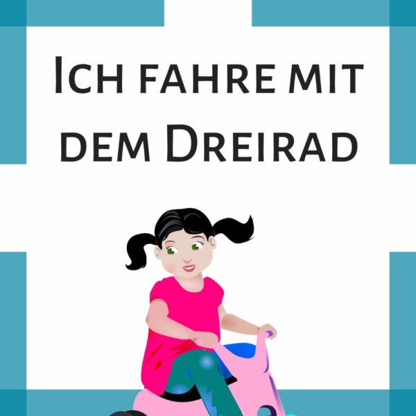 Dreirad-Lied Krippe icon