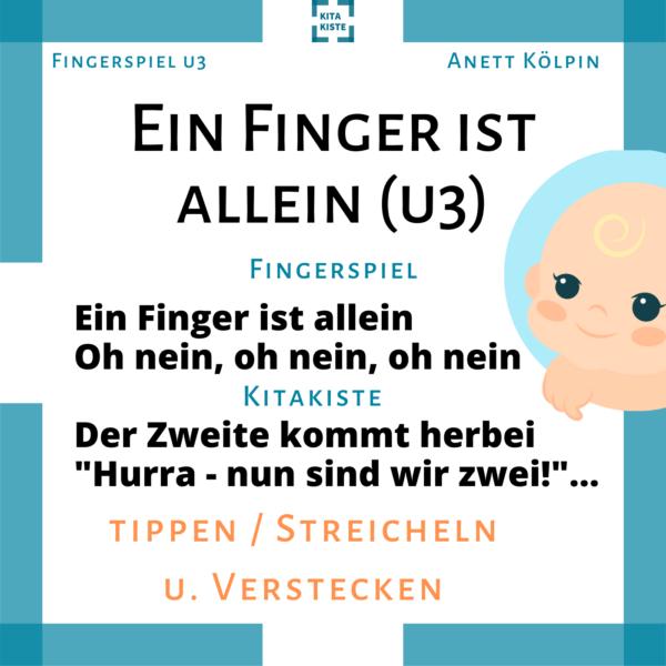 Fingerspiel Baby u3 Voransicht