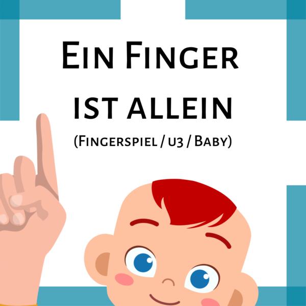 Fingerspiel Baby u3 icon