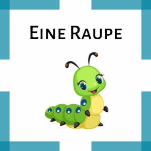 Raupenlied Krippe Kindergarten icon