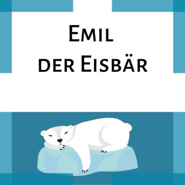 Reim Fingerspiel Eisbär Krippe icon