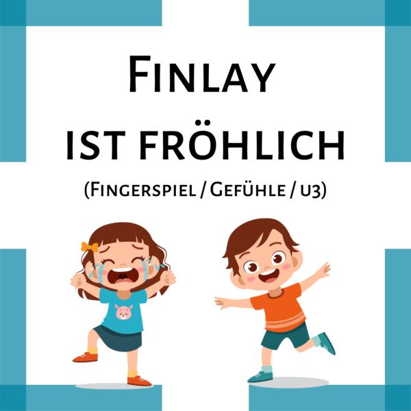 Fingerspiel Gefühle u3 icon