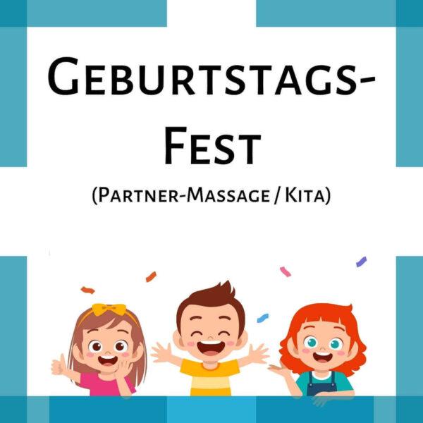 Massage Reim Kindergarten icon