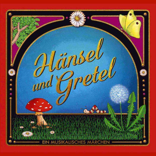 Hänsel und Gretel Hörspiel Cover