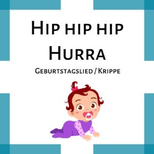 Geburtstagslied Noten Krippe/ u3