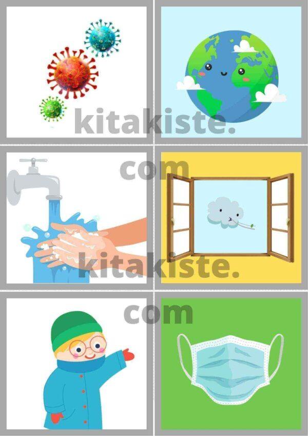 Corona Gedicht Kindergarten Grundschule Bilder