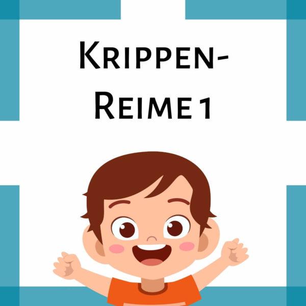 Fingerspiele Reime Krippe u3 eBook