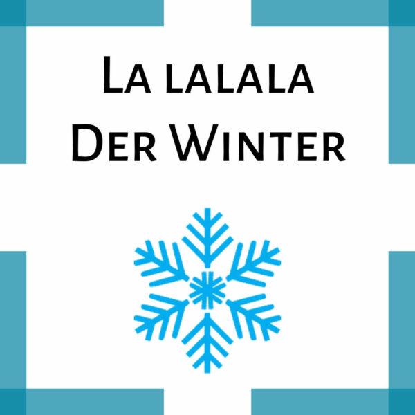 Winterlied Kindergarten Krippe