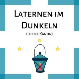Laternenlied Kanon Kindergarten icon