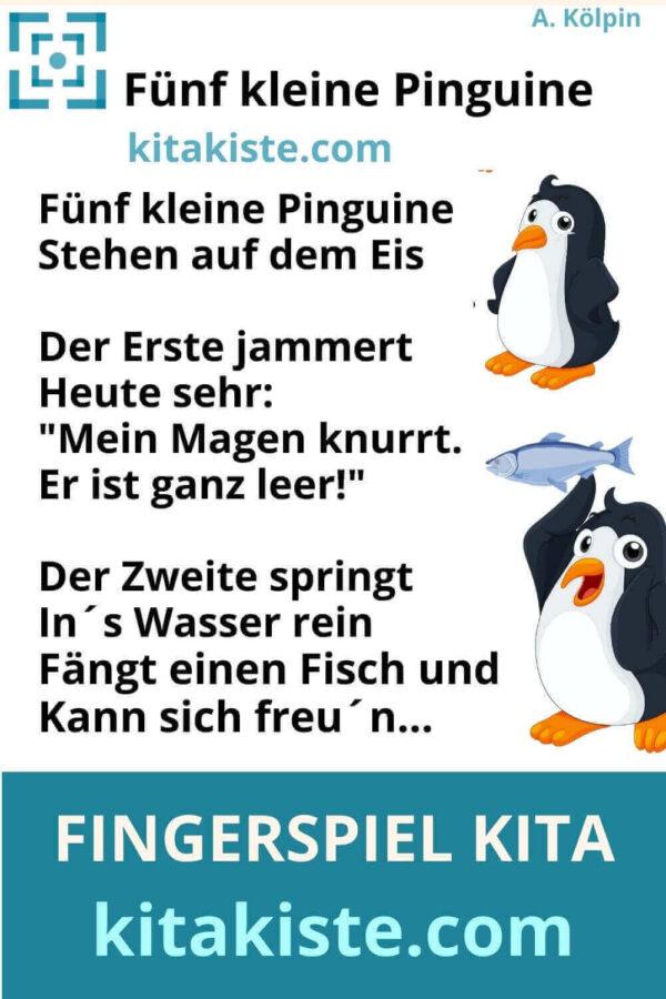 Fingerspiel Kindergarten Voransicht