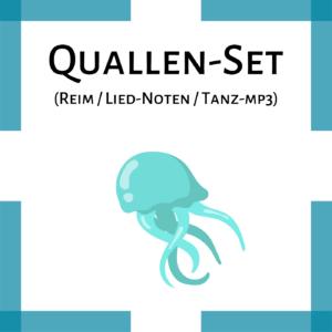 Quallen-Set Kindergarten Früherziehung icon