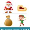 Fingerspiele Kindergarten Advent cover