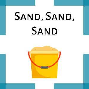 Sandkastenlied Krippe icon