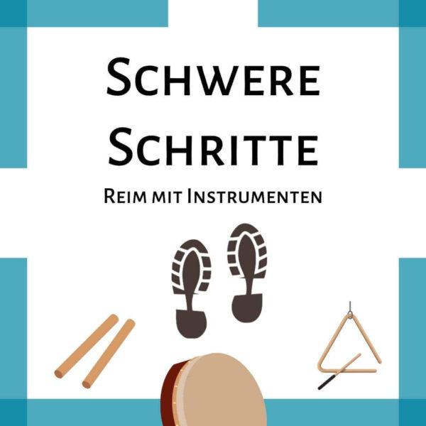 Reim mit Instrumenten Kindergarten Advent EMP - icon