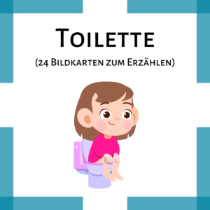 Toilette Bildkarten icon