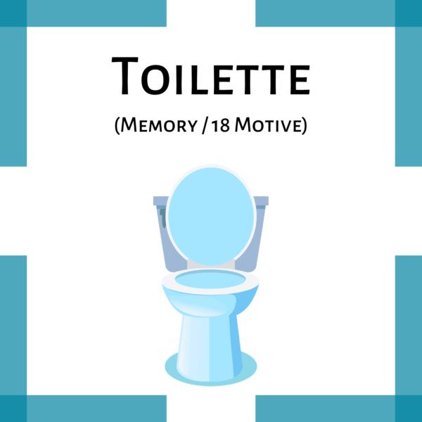Memory Toilette icon