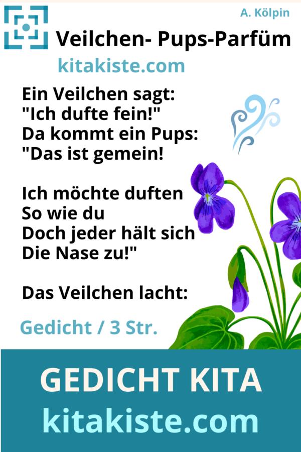 Gedicht Kindergarten Voransicht