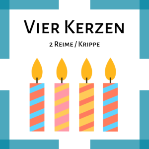 Fingerspiel Krippe Advent icon