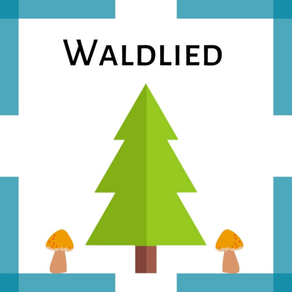 Waldlied Krippe Kindergarten icon
