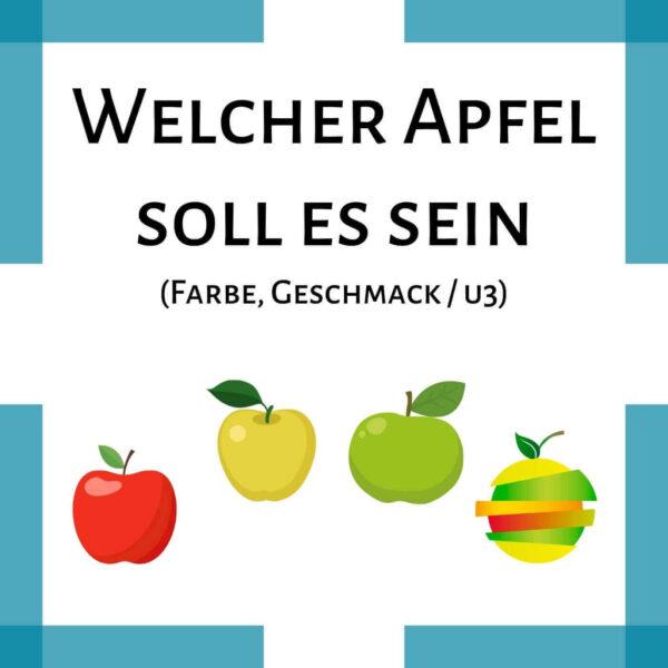 Kinderlied Krippe Apfel icon