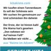 Gedicht Kindergarten Advent Voransicht