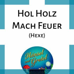 """Hexenlied aus """"Hänsel und Gretel"""" icon"""