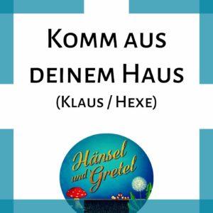 """Duett Räuber-Hexe aus """"Hänsel und Gretel"""" icon"""